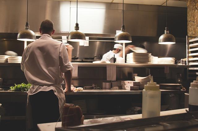 深夜のレストランのアルバイト